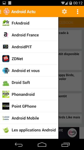 Actu Android