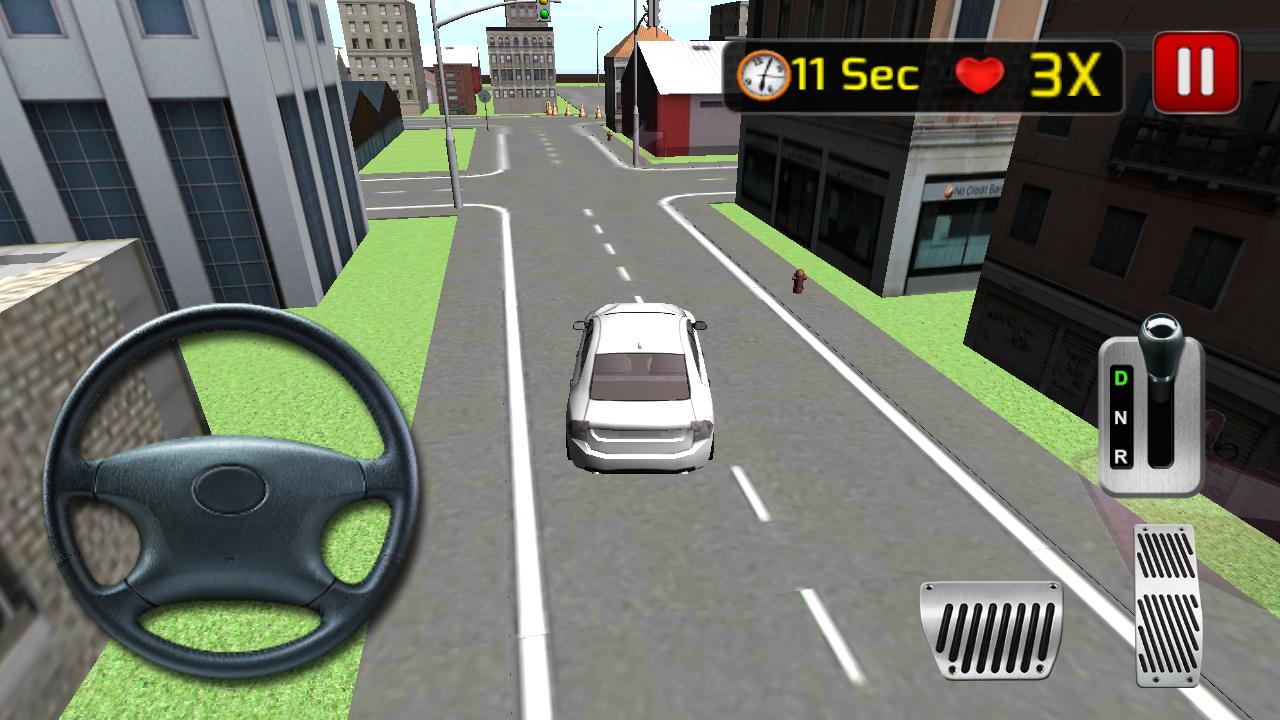 spor araba park etme 3d - google play'de android uygulamaları