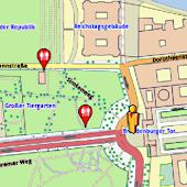 Berlin Amenities Map (free)