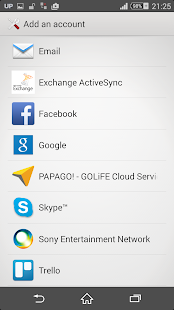 PAPAGO - GOLiFE Cloud Service - screenshot thumbnail