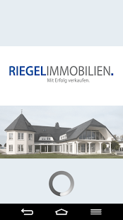 RIEGEL Immobilien – Miniaturansicht des Screenshots