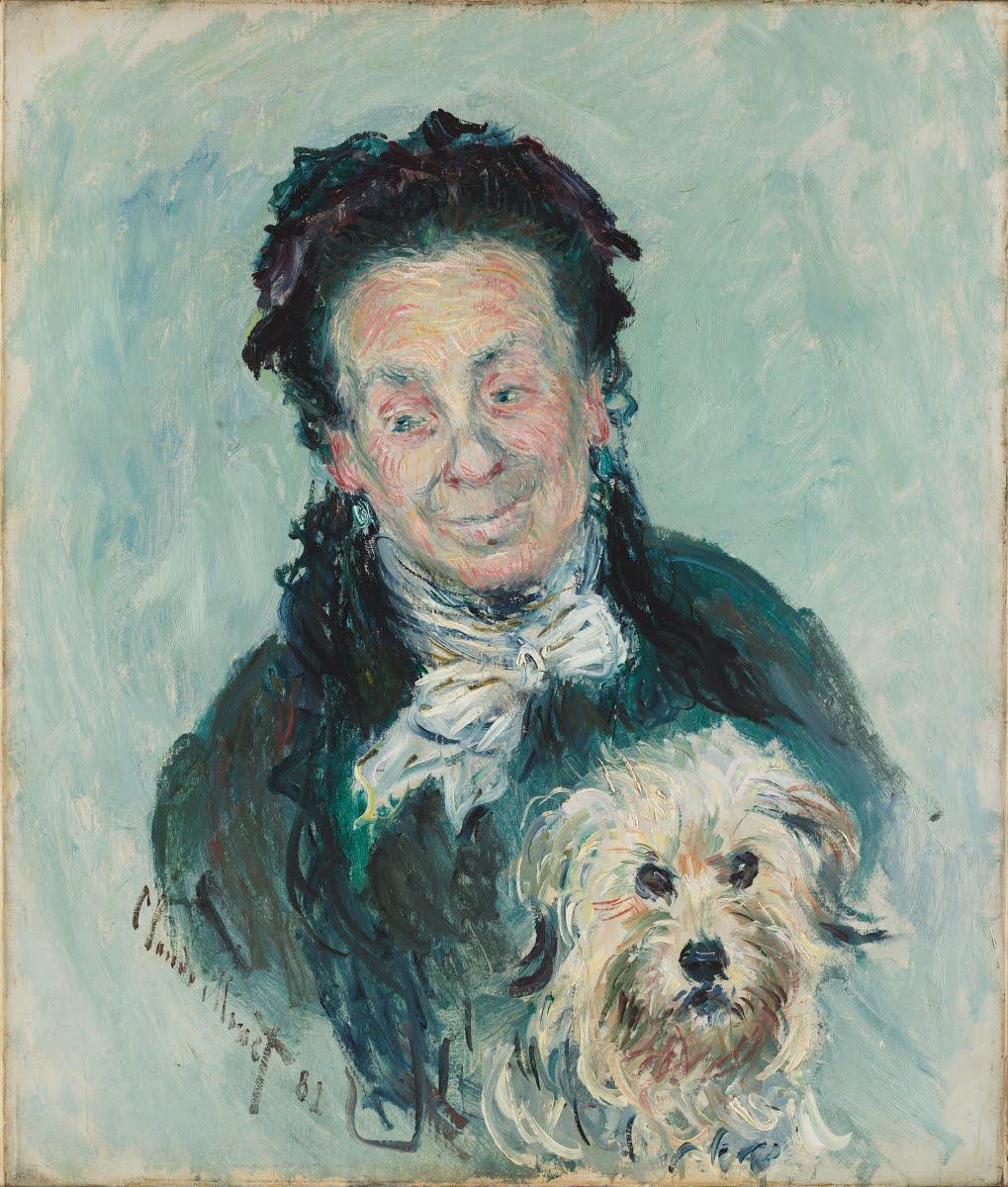 Eugénie Graff (Madame Paul) - Claude Monet — Google Arts & Culture