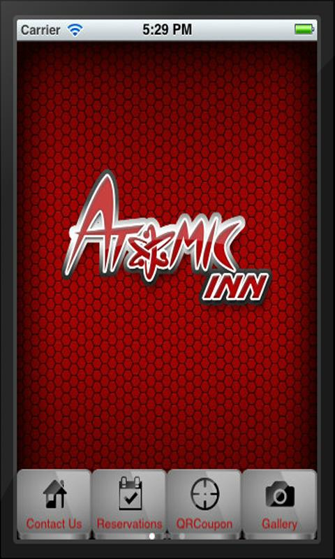Atomic Inn - screenshot