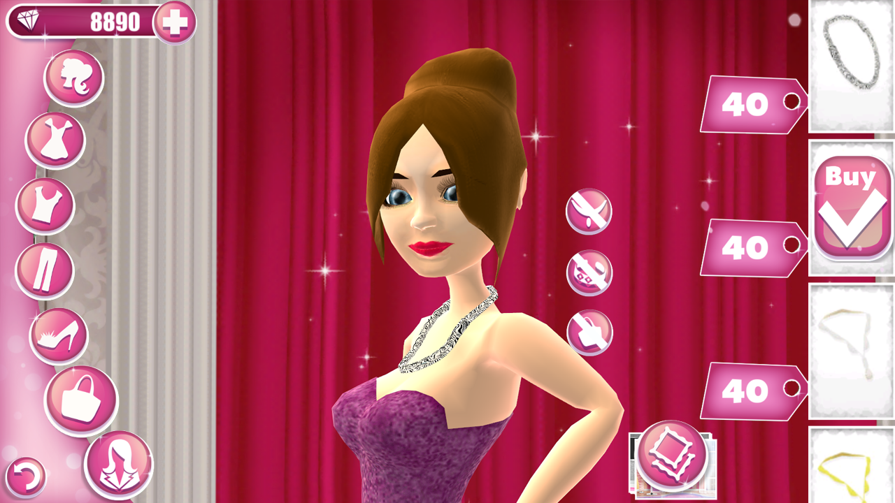 dress up and hair salon game - android apps on google play