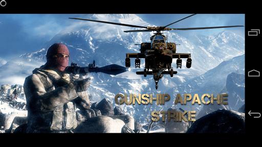 Gunship Apache Strike War Hunt