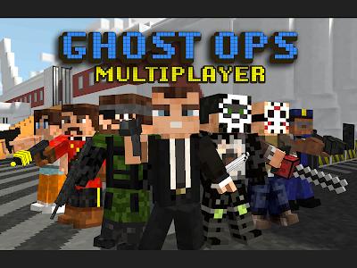 Block Gun 3D: Ghost Ops v1.2.3