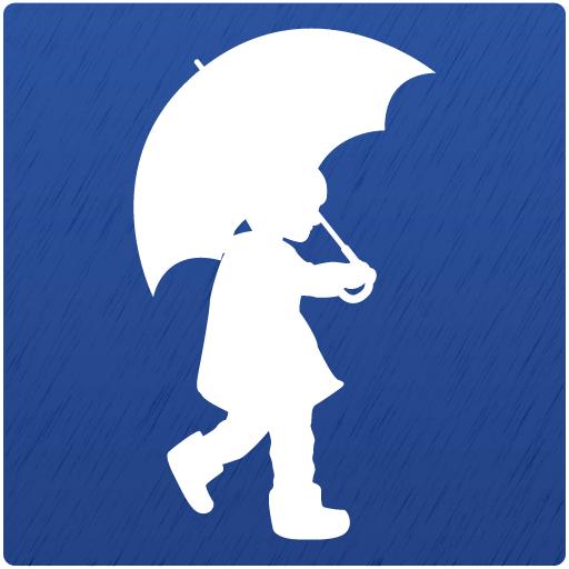 でかけるまえの傘チェック2 天氣 LOGO-阿達玩APP