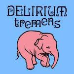 Logo of Delirium  Tremons