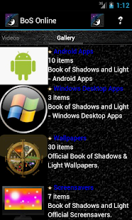 Book of Shadows Online- screenshot thumbnail
