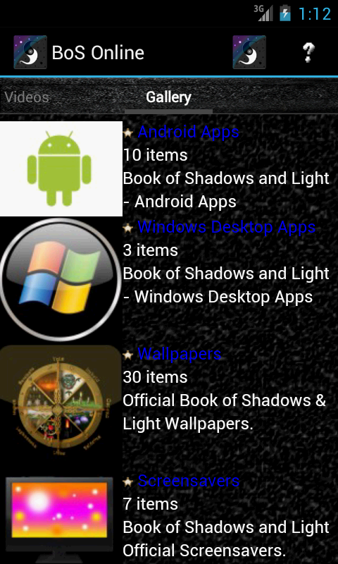 Book of Shadows Online- screenshot
