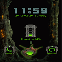 GO Locker Alien X APK