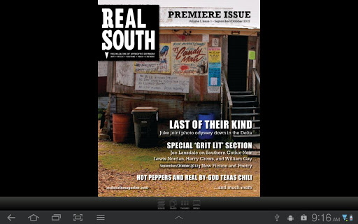 Real South Magazine Android