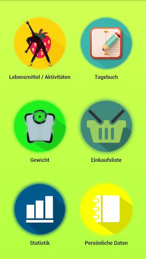 Diät Tagebuch Pro