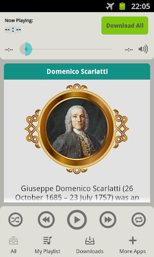 【免費音樂App】多梅尼科•斯卡拉蒂音樂下載免費-APP點子
