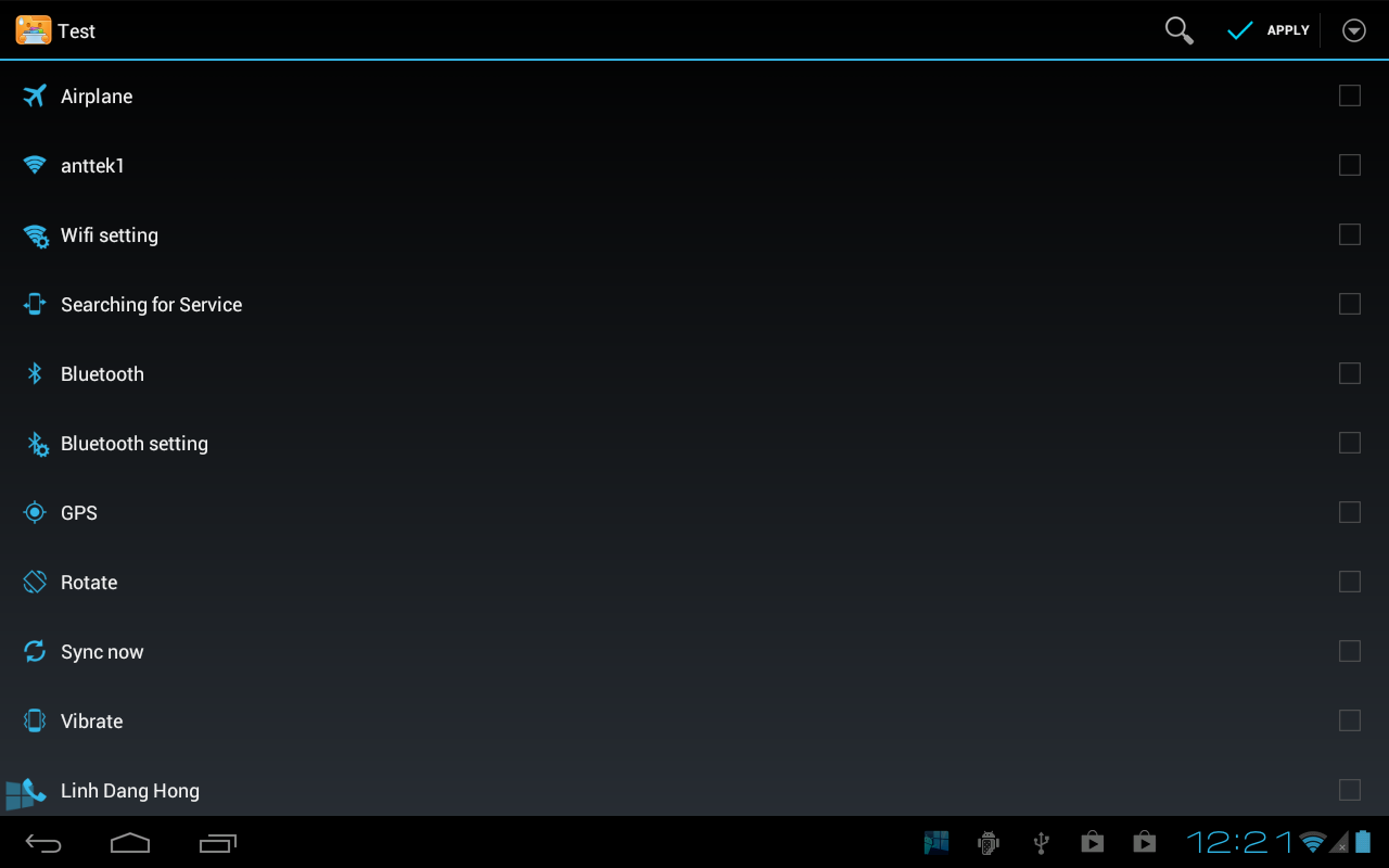 Taskbar - Windows 8 Style - screenshot