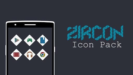 Zircon - Icon Pack