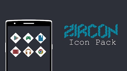Zircon - Icon Pack v1.0.0