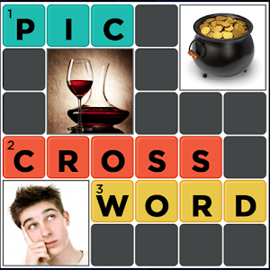 Pic Crossword puzzle game free for PC and MAC