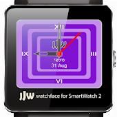 JJW Retro Watchface 7 for SW2