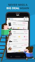 Screenshot of bigDL (Big Deals Local)
