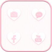 Girl's Emotion Icon Style