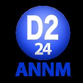 D2のオールナイトニッポンモバイル2014第24回