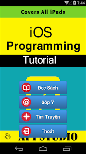 iOS Programming Tutorial Free