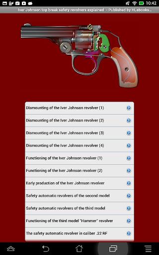 Iver Johnson safety revolvers