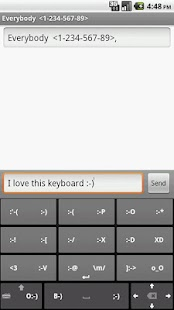 No Errors Keyboard - screenshot thumbnail