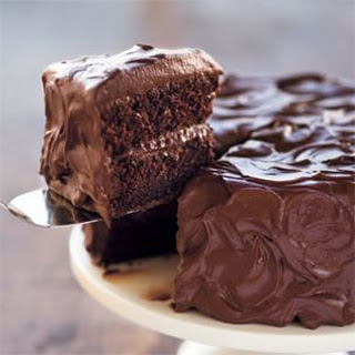 Devil's Food Layer Cake