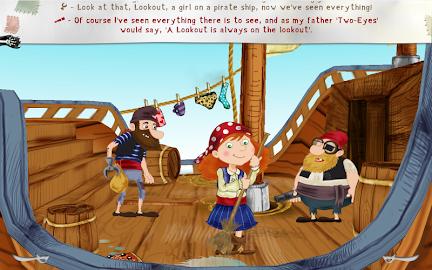 Alizay, pirate girl Screenshot 18