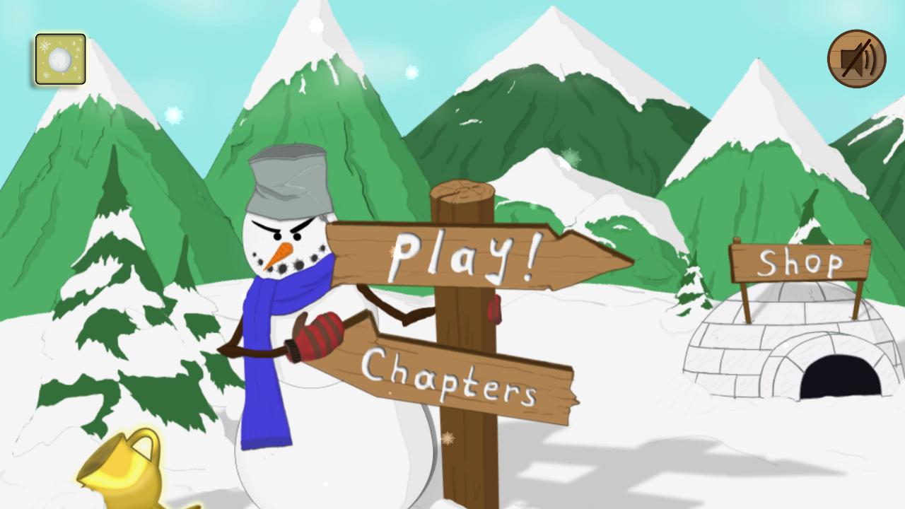 Johnny Battle: Snow Defence - screenshot
