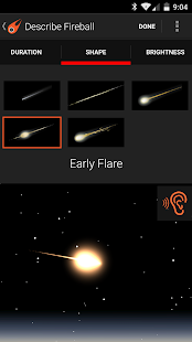 Fireballs In The Sky- screenshot thumbnail