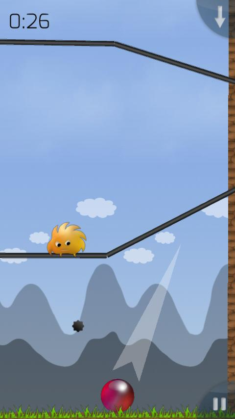 Rail Climber - screenshot