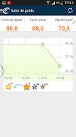 Screenshot of Weight Watchers Mobile FR