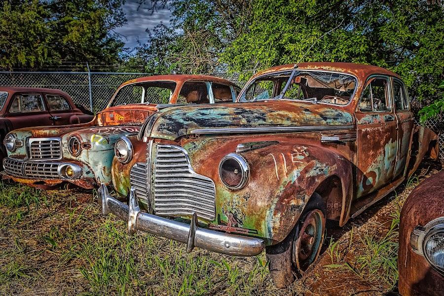 Oliver Jordan Auction by Ron Meyers - Transportation Automobiles (  )