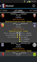 Screenshot of Football Ligue - UNOFFICIAL