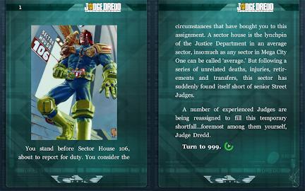 Judge Dredd: Countdown Sec 106 Screenshot 12