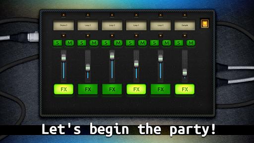 DJ Mixer App