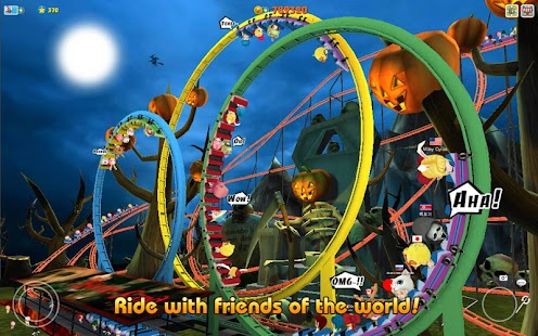 Theme Park Rider Online- screenshot thumbnail