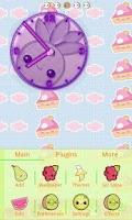Screenshot of Cutie Tutti Go Launcher Ex