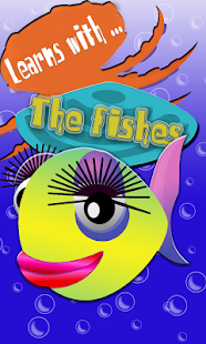 Learn Colored sea fish teach- screenshot thumbnail