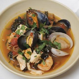 Spring Shellfish Stew