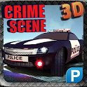 Police Car Parking3d Simulator icon