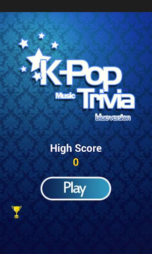 Kpop MTrivia Blue