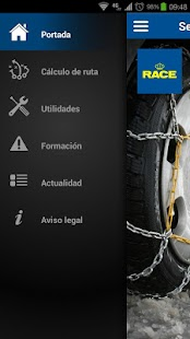 Seguridad Vial RACE - screenshot thumbnail