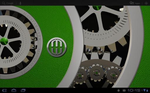 绿色高清 livewallpaper