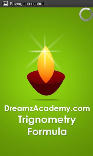 Dreamz Trignometry Formula