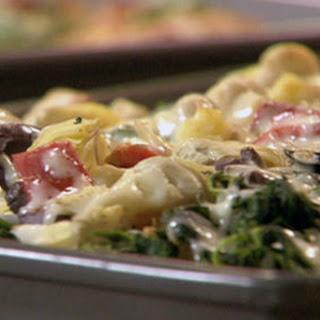 Antip-achos Italian nachos and fish stick parm