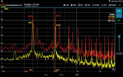 Sound Spectrum Pro v1.40